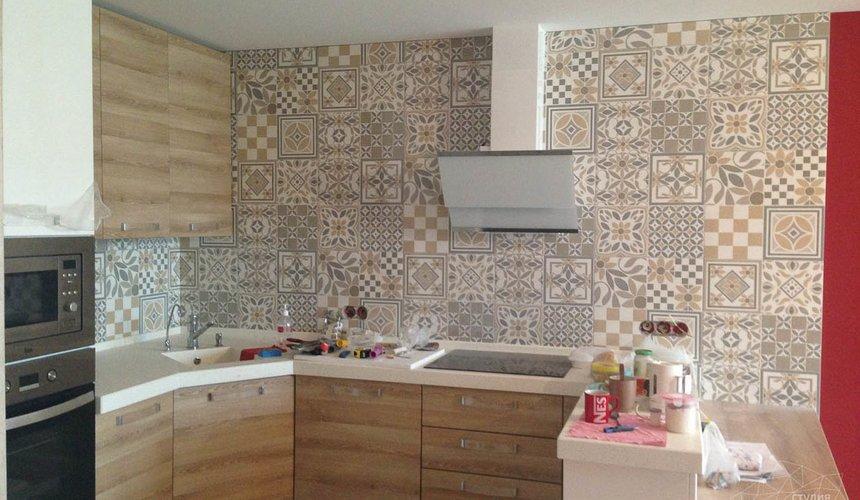 Дизайн интерьера и ремонт трехкомнатной квартиры по ул. Фучика 9 45