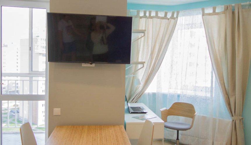 Дизайн интерьера и ремонт однокомнатной квартиры по ул. Сурикова 53а 14