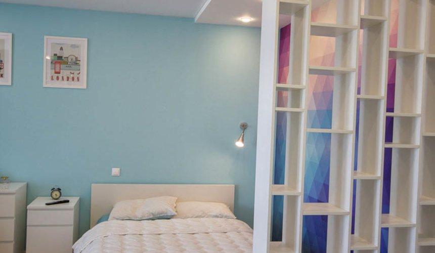 Дизайн интерьера и ремонт однокомнатной квартиры по ул. Сурикова 53а 23