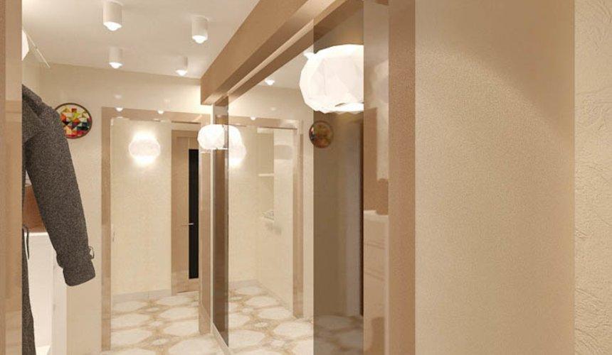 Дизайн интерьера и ремонт однокомнатной квартиры по ул. Бажова 134 22