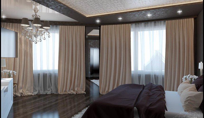 Дизайн интерьера и ремонт трехкомнатной квартиры по ул. 8 Марта 190 26