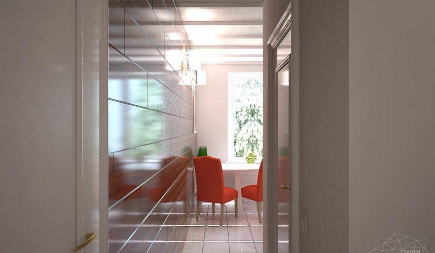 Дизайн интерьера однокомнатной квартиры в стиле минимализм по ул. Чапаева 30 7