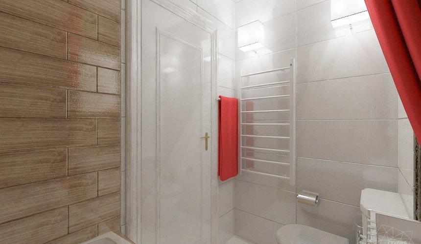 Дизайн интерьера однокомнатной квартиры в стиле минимализм по ул. Чапаева 30 13