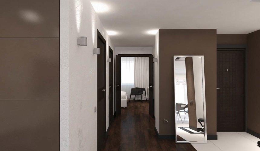 Дизайн интерьера однокомнатной квартиры по ул. Гагарина 27 12