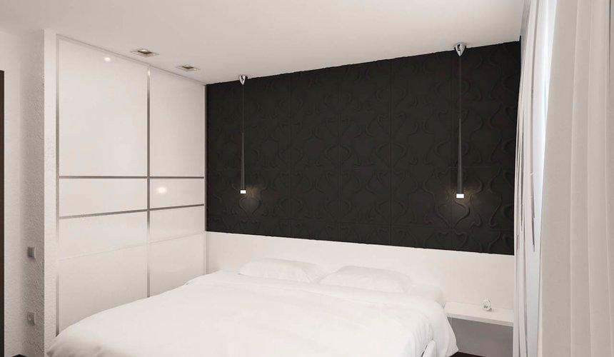 Дизайн интерьера однокомнатной квартиры по ул. Гагарина 27 16