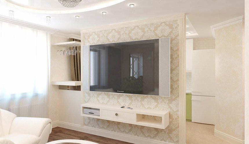 Дизайн интерьера двухкомнатной квартиры по ул. Бебеля 156 4