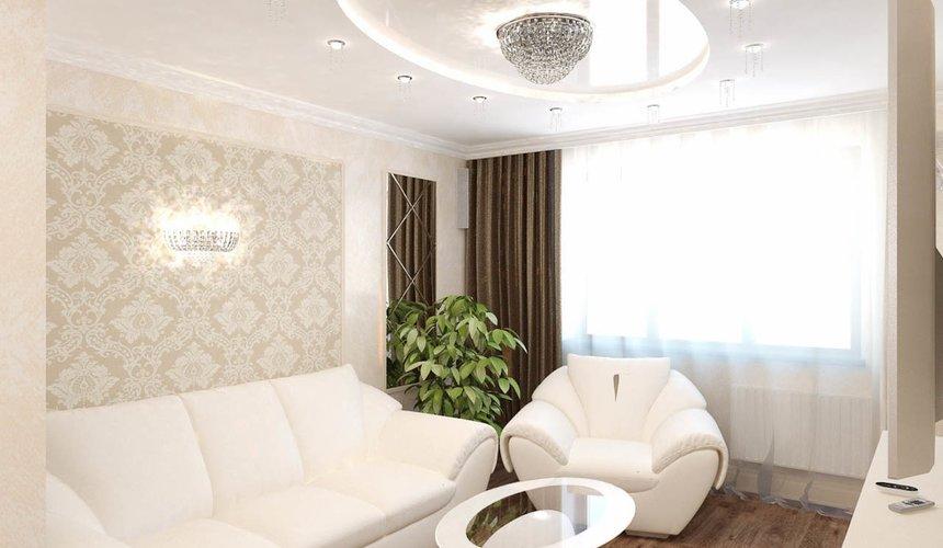 Дизайн интерьера двухкомнатной квартиры по ул. Бебеля 156 6