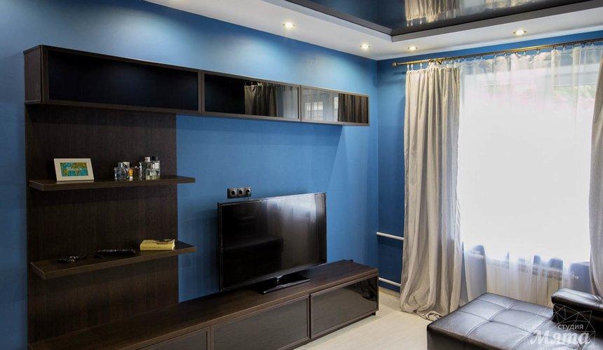Дизайн интерьера и ремонт однокомнатной квартиры по ул. Комсомольская 45 8