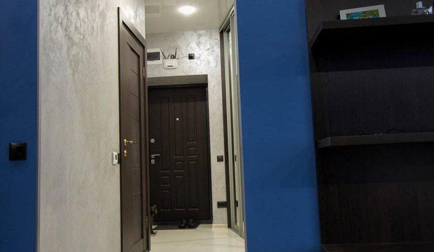 Дизайн интерьера и ремонт однокомнатной квартиры по ул. Комсомольская 45 20