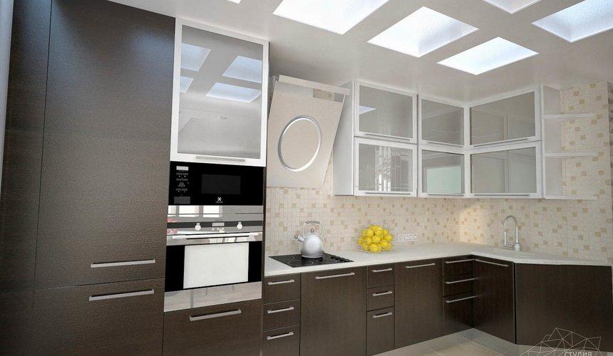 Дизайн интерьера трехкомнатной квартиры по ул. Белинского 222 2