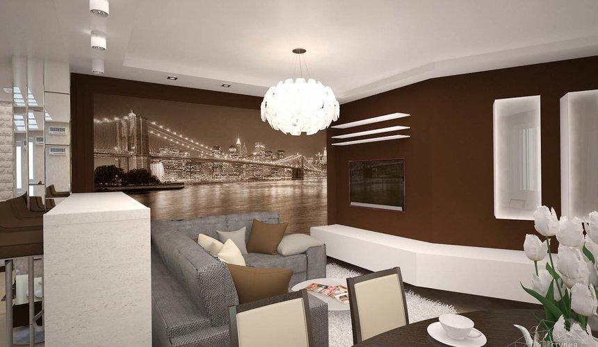 Дизайн интерьера трехкомнатной квартиры по ул. Белинского 222 7