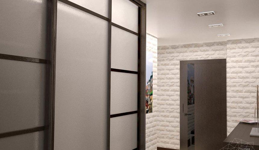 Дизайн интерьера трехкомнатной квартиры по ул. Белинского 222 10