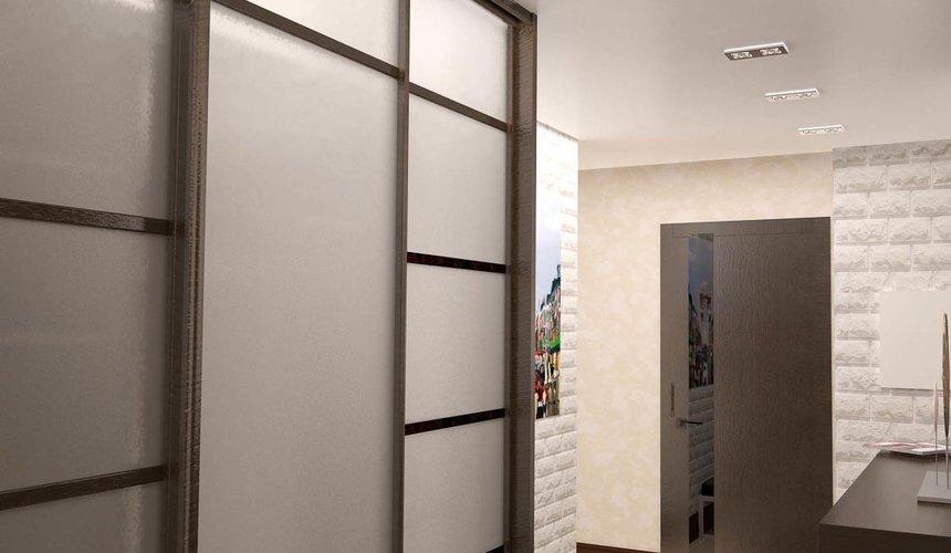 Дизайн интерьера трехкомнатной квартиры по ул. Белинского 222 13