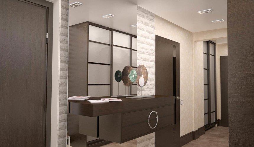 Дизайн интерьера трехкомнатной квартиры по ул. Белинского 222 14