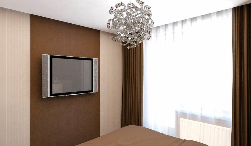 Дизайн интерьера двухкомнатной квартиры по ул. Бебеля 156 18