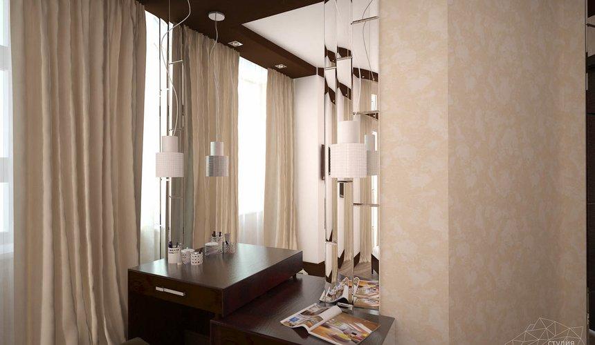 Дизайн интерьера трехкомнатной квартиры по ул. Белинского 222 26