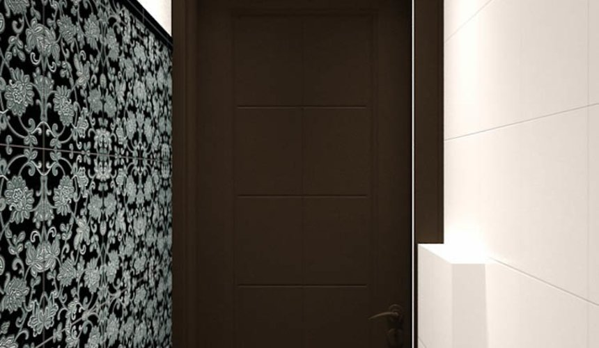 Дизайн интерьера двухкомнатной квартиры по ул. Бебеля 156 24