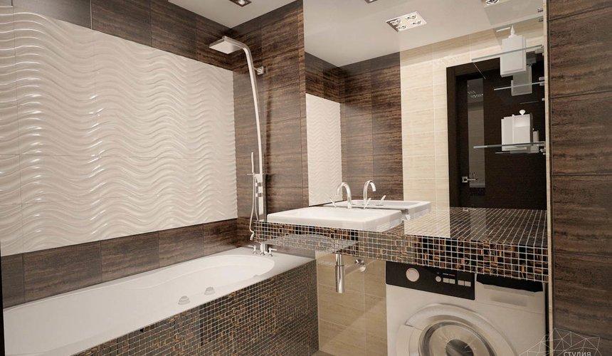 Дизайн интерьера трехкомнатной квартиры по ул. Белинского 222 18