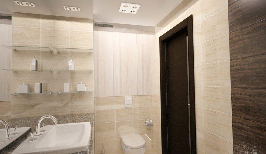 Дизайн интерьера трехкомнатной квартиры по ул. Белинского 222 19