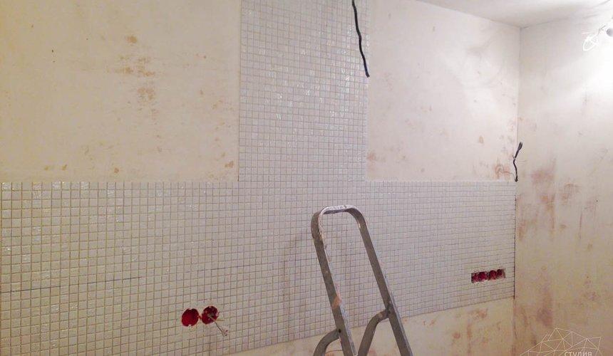 Дизайн интерьера и ремонт однокомнатной квартиры по ул. Бажова 134 8