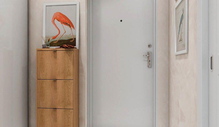 Дизайн интерьера однокомнатной квартиры по ул. Мичурина 231 6