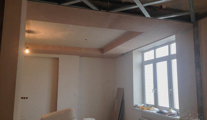 Дизайн интерьера и ремонт трехкомнатной квартиры по ул. 8 Марта 190 2
