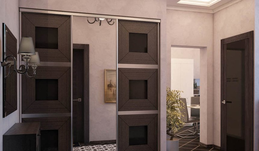 Дизайн интерьера коттеджа в п. Новый Исток 24