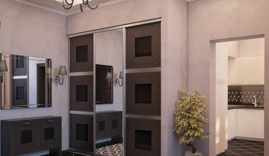 Дизайн интерьера коттеджа в п. Новый Исток 25