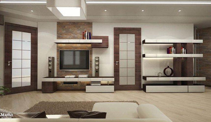 Дизайн интерьера трехкомнатной квартиры по ул. Куйбышева 21-2 5