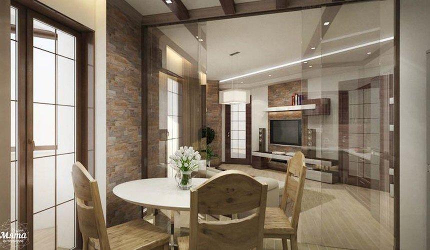 Дизайн интерьера трехкомнатной квартиры по ул. Куйбышева 21-2 7