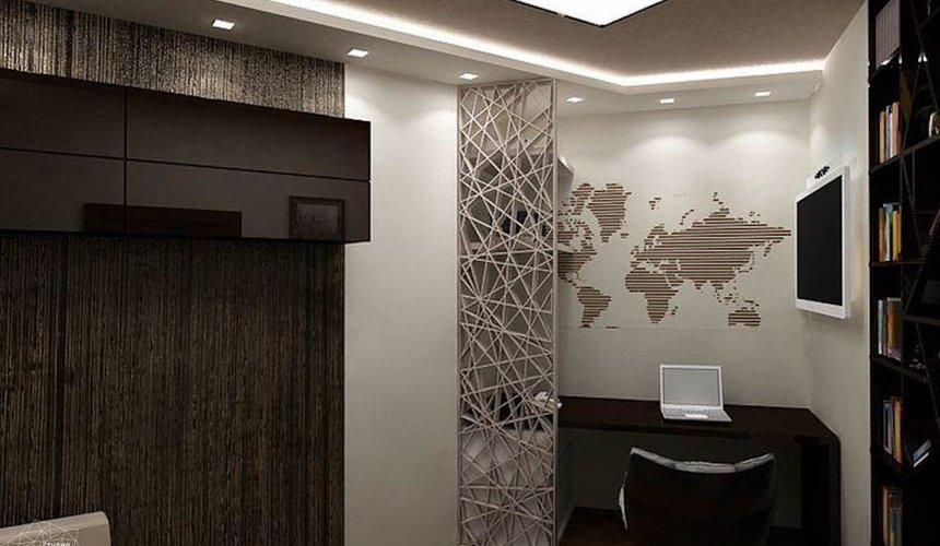 Дизайн интерьера трехкомнатной квартиры по ул. Куйбышева 21-2 10