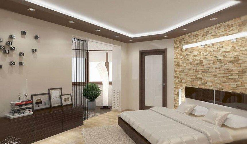 Дизайн интерьера трехкомнатной квартиры по ул. Куйбышева 21-2 16