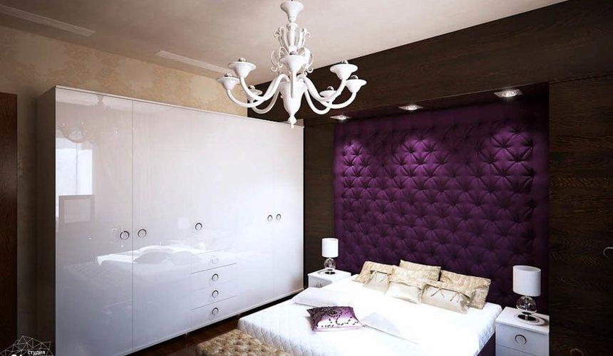 Дизайн интерьера однокомнатной квартиры в стиле арт деко по ул. Куйбышева 55 6