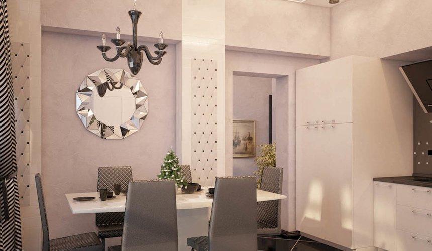 Дизайн интерьера коттеджа в п. Новый Исток 17