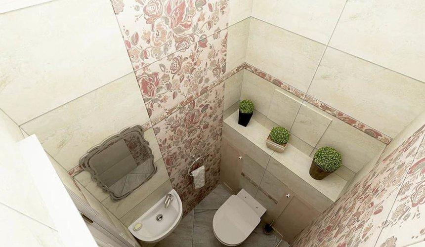 Дизайн интерьера трехкомнатной квартиры по ул. Юмашева 1 10