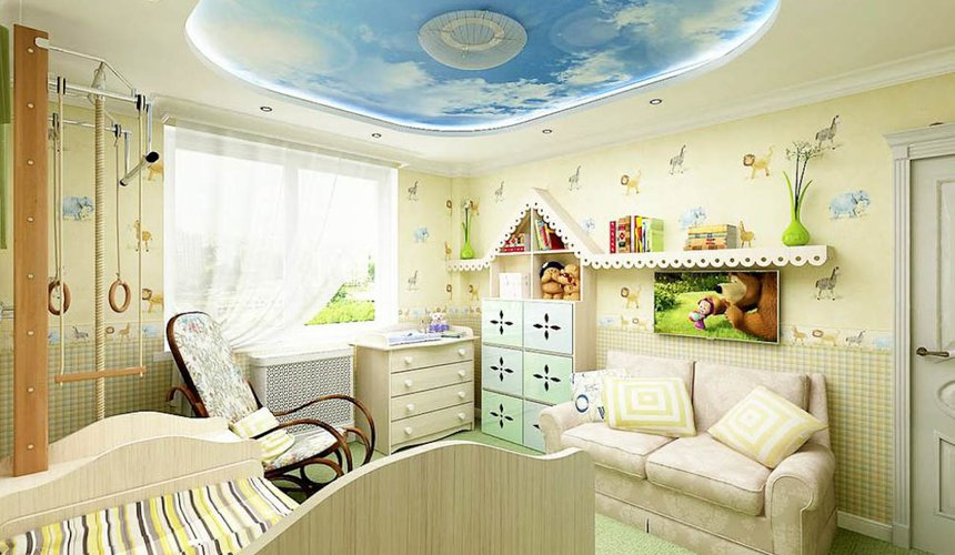 Дизайн интерьера трехкомнатной квартиры по ул. Юмашева 1 12
