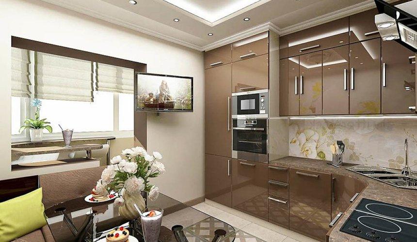 Дизайн интерьера трехкомнатной квартиры по ул. Юмашева 1 23