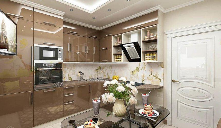 Дизайн интерьера трехкомнатной квартиры по ул. Юмашева 1 24