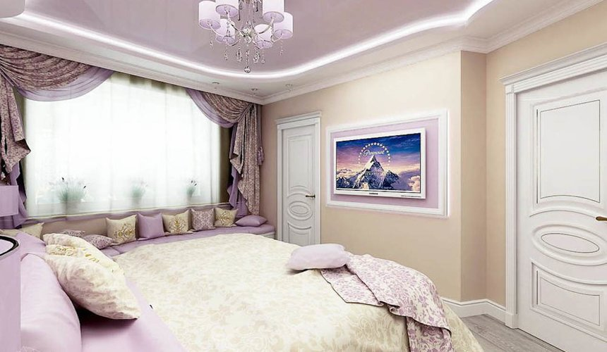 Дизайн интерьера трехкомнатной квартиры по ул. Юмашева 1 27