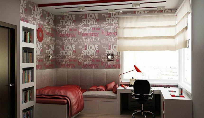 Дизайн интерьера трехкомнатной квартиры по ул. Николая Никонова 4 6