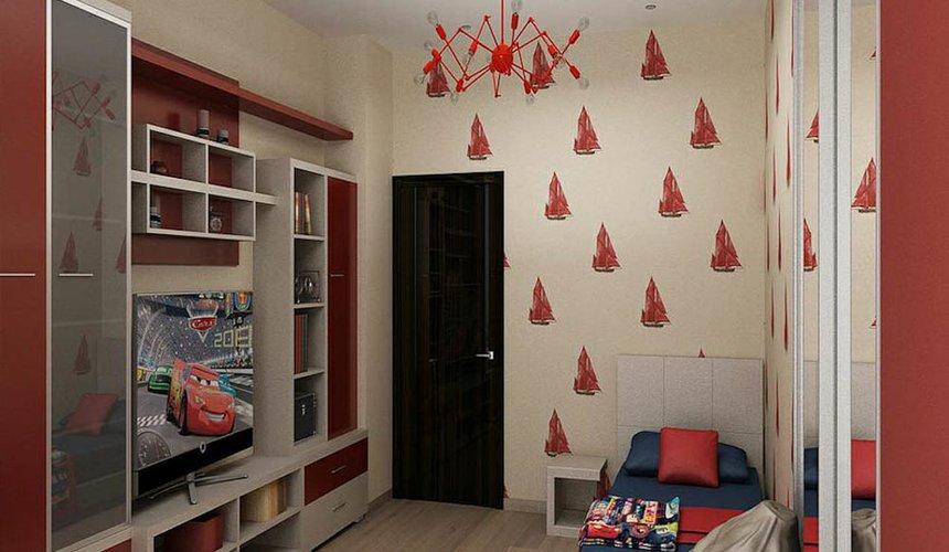 Дизайн интерьера трехкомнатной квартиры по ул. Николая Никонова 4 7