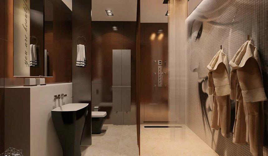 Дизайн интерьера однокомнатной квартиры по ул. Громова 30 8