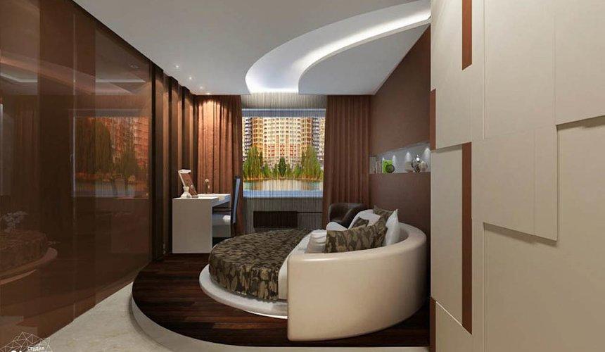 Дизайн интерьера однокомнатной квартиры по ул. Громова 30 10