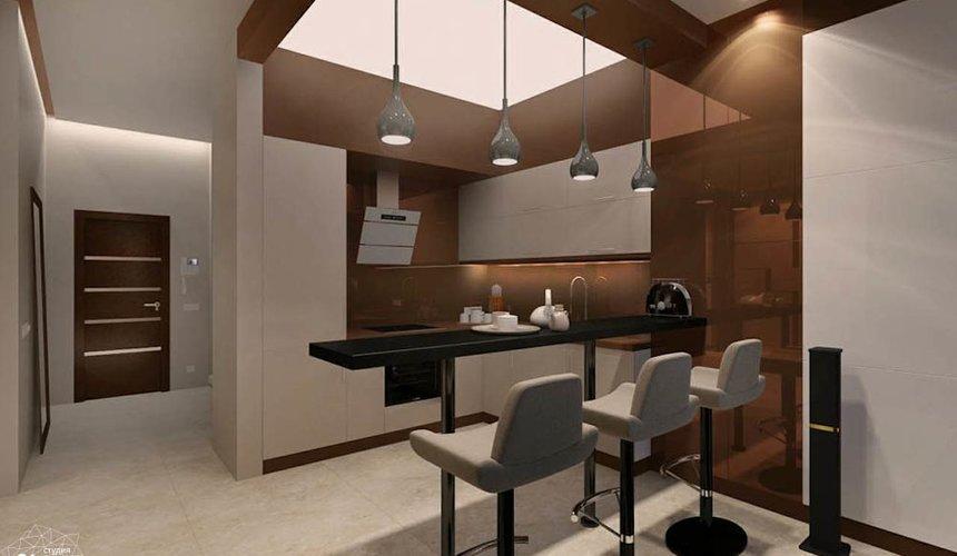 Дизайн интерьера однокомнатной квартиры по ул. Громова 30 12