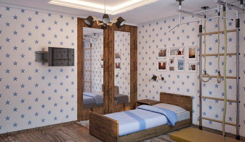 Дизайн интерьера коттеджа в п. Новый Исток 21