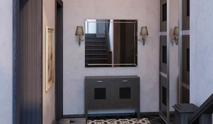 Дизайн интерьера коттеджа в п. Новый Исток 22