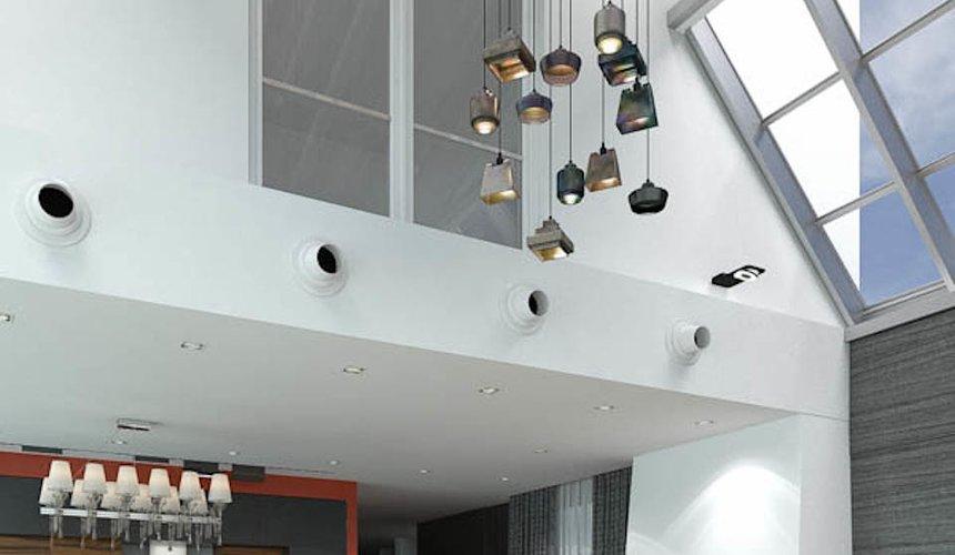 Дизайн интерьера коттеджа в п. Дубрава 11