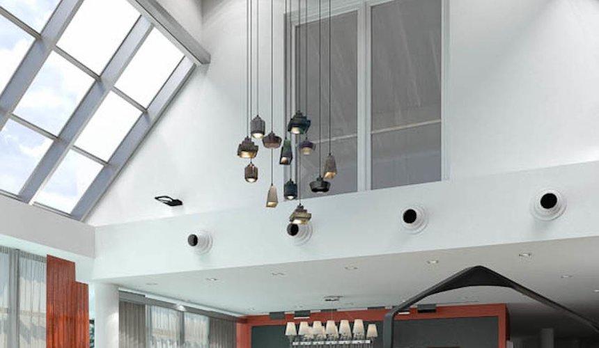 Дизайн интерьера коттеджа в п. Дубрава 12