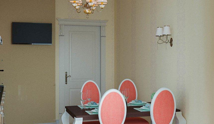Дизайн интерьера и ремонт трехкомнатной квартиры в Карасьозерском 2 48