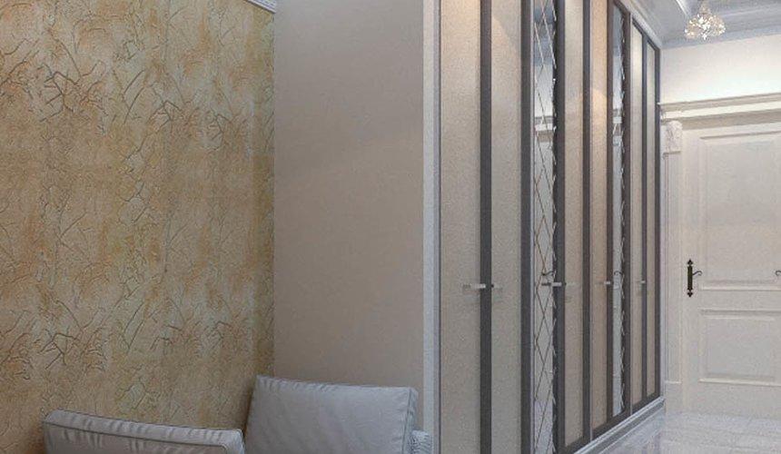 Дизайн интерьера и ремонт трехкомнатной квартиры в Карасьозерском 2 54